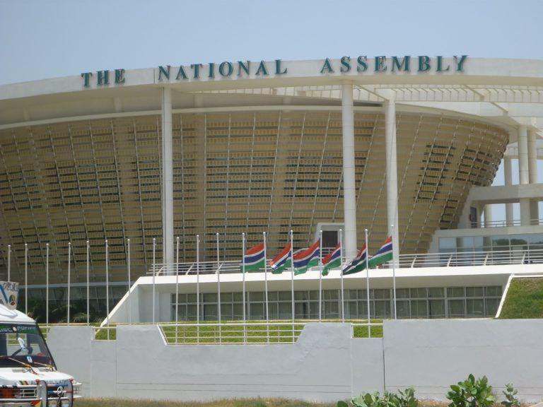 National Assembly Session Ends In Disarray