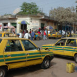 Gambia-taxi