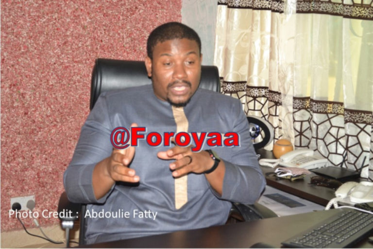 Mayor Bensouda solicits more support from Government to councils