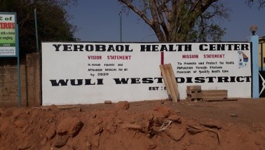 Accessing Health Services for Children  A Challenge in Rural Gambia