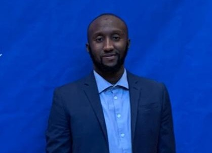 Ba Lamin Darboe Lecturer at the UTG